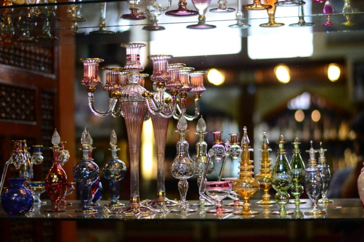 perfume bottle cairo