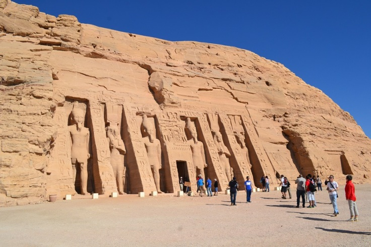 nefertari temple