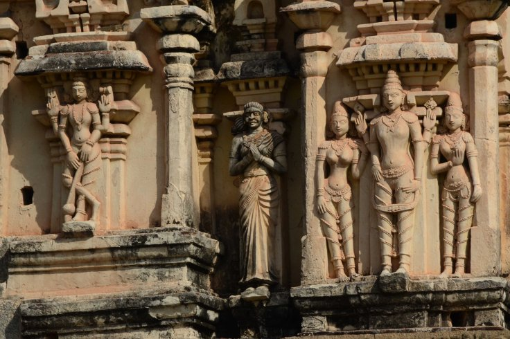 Virupaksha Temple Architecture
