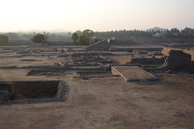 Royal Enclosure hampi