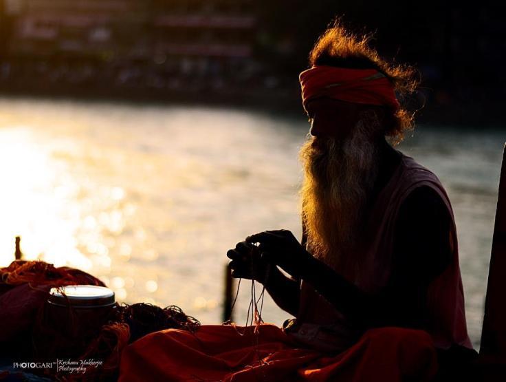 The hermit - Haridwar