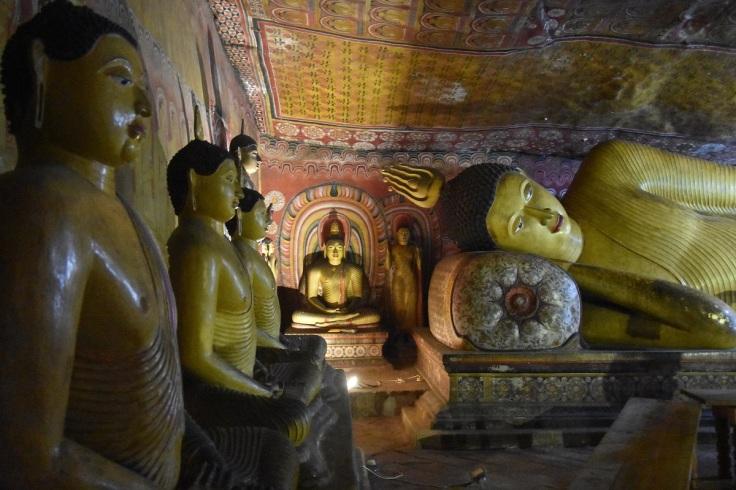 Dambulla Cave Temples, Sri Lanka