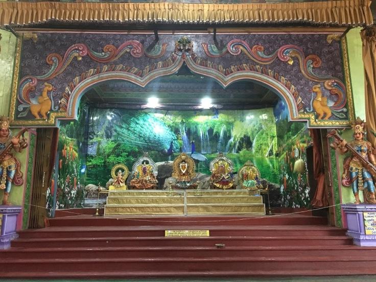 Sri Muthumariamman Temple, Matale