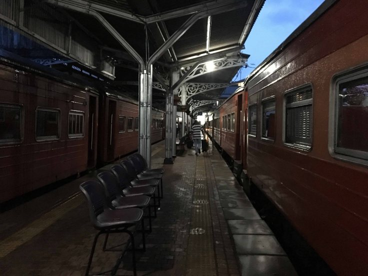 Railway Station Kandy