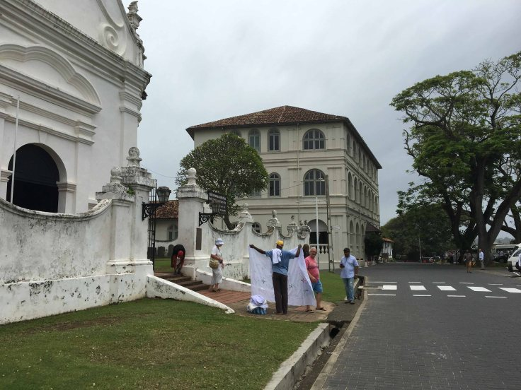 Galle Fort Area