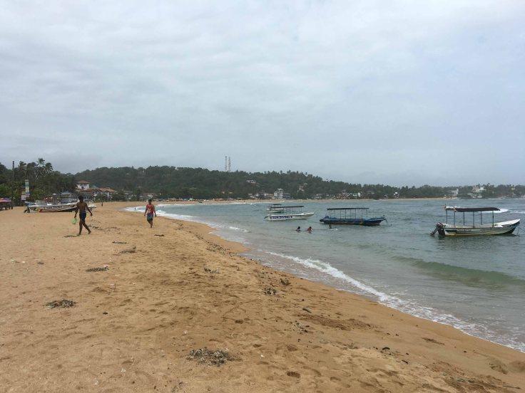 Unuwatuna Beach