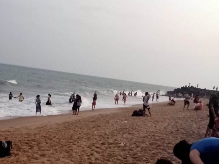 Bodhi Beach Pondicherry